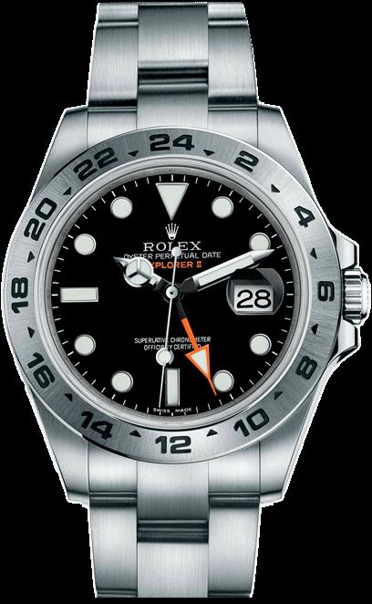 rolex explorer ii 16570 - Worldwide Watch Prices Comparison & Watch Search Engine