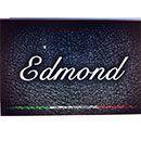 Edmond Straps