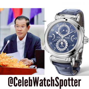 Patek Philippe GrandMaster Chime Featuring 20 Complications 6300G