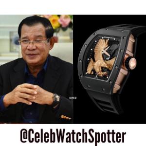 Richard Mille Golden Eagle Tourbillon RM 57-05