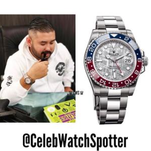 Rolex GMT-Master II 126719BLRO-0002