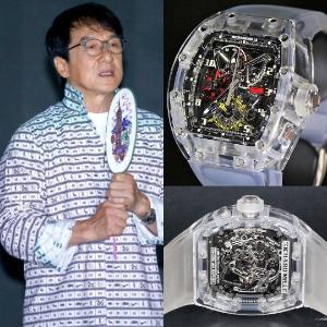 Richard Mille Sapphire Tourbillon RM 056