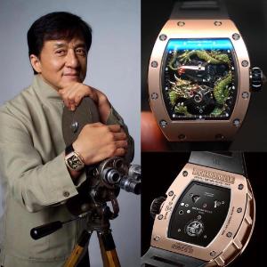 Richard Mille Tourbillon Dragon RM 057