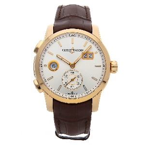 Ulysse Nardin Dual Time 3346-126/91 - Worldwide Watch Prices Comparison & Watch Search Engine