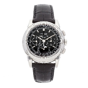 Patek Philippe Grand Complications 5970P-001 - Worldwide Watch Prices Comparison & Watch Search Engine