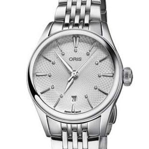 Oris Artelier 01 561 7722 4051-07 8 14 79 - Worldwide Watch Prices Comparison & Watch Search Engine