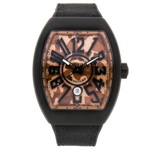 Franck Muller Vanguard V45 SC DT TT NR MC SB CAMOUFLAGE - Worldwide Watch Prices Comparison & Watch Search Engine