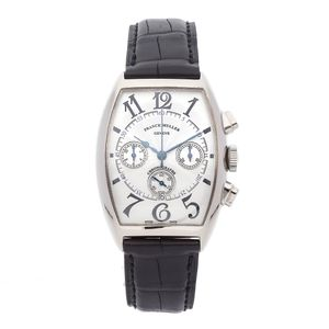 Franck Muller Curvex 6850 CC AT - Worldwide Watch Prices Comparison & Watch Search Engine