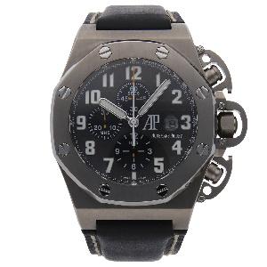 Audemars Piguet Royal Oak Offshore 25863TI.OO.A001CU.01 - Worldwide Watch Prices Comparison & Watch Search Engine
