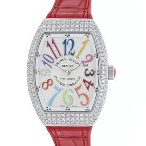 Franck Muller Vanguard 32 V SC AT AC FO COL D RG - Worldwide Watch Prices Comparison & Watch Search Engine