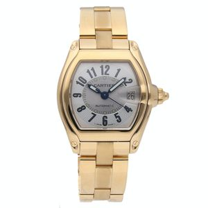 Cartier Roadster W62003V1 - Worldwide Watch Prices Comparison & Watch Search Engine