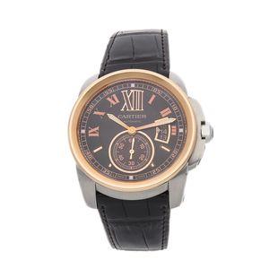 Cartier Calibre De Cartier W7100051 - Worldwide Watch Prices Comparison & Watch Search Engine