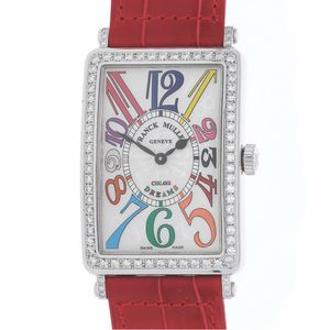 Franck Muller Long Island 1002 QZ COL D1 AC - Worldwide Watch Prices Comparison & Watch Search Engine