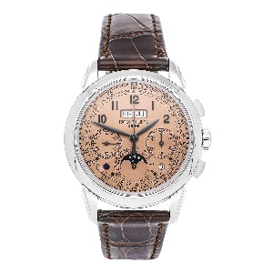 Patek Philippe Grand Complications 5270P-001 - Worldwide Watch Prices Comparison & Watch Search Engine