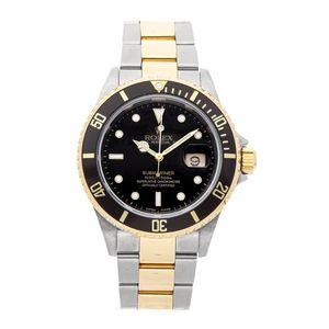 Rolex Submariner 16613LN - Worldwide Watch Prices Comparison & Watch Search Engine