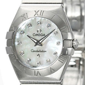 Omega Constellation 123.10.24.60.55.001 - Worldwide Watch Prices Comparison & Watch Search Engine