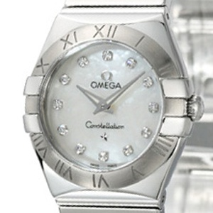 Omega Constellation 123.10.24.60.55.002 - Worldwide Watch Prices Comparison & Watch Search Engine