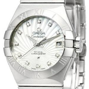 Omega Constellation 123.10.27.20.55.001 - Worldwide Watch Prices Comparison & Watch Search Engine