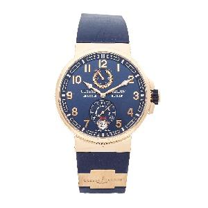 Ulysse Nardin Marine 1186-126-3/63 - Worldwide Watch Prices Comparison & Watch Search Engine