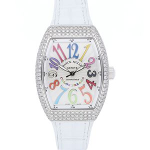 Franck Muller Vanguard 32 V SC AT AC FO COL D BC - Worldwide Watch Prices Comparison & Watch Search Engine