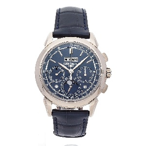 Patek Philippe Grand Complications 5270G-014 - Worldwide Watch Prices Comparison & Watch Search Engine