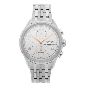 Baume Mercier Clifton M0A10130 - Worldwide Watch Prices Comparison & Watch Search Engine