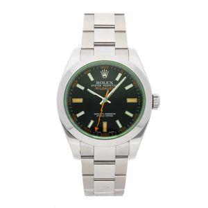 Rolex Milgauss 116400V - Worldwide Watch Prices Comparison & Watch Search Engine