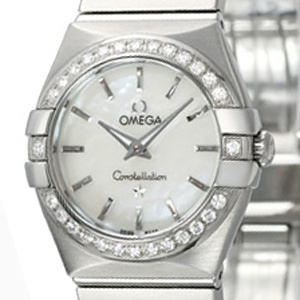 Omega Constellation 123.15.24.60.05.001 - Worldwide Watch Prices Comparison & Watch Search Engine