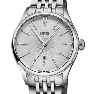 Oris Artelier 01 561 7724 4051-07 8 17 79 - Worldwide Watch Prices Comparison & Watch Search Engine