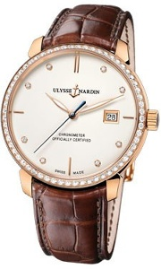 Ulysse Nardin San Marco 8156-111b-2/991 - Worldwide Watch Prices Comparison & Watch Search Engine