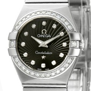 Omega Constellation 123.15.24.60.51.001 - Worldwide Watch Prices Comparison & Watch Search Engine