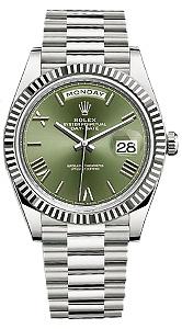 Rolex Day-Date 40 228239 OGRP - Worldwide Watch Prices Comparison & Watch Search Engine