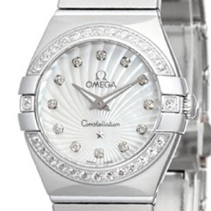 Omega Constellation 123.15.24.60.55.002 - Worldwide Watch Prices Comparison & Watch Search Engine