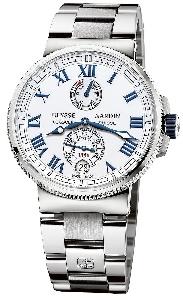 Ulysse Nardin Marine 1183-126-7M/40 - Worldwide Watch Prices Comparison & Watch Search Engine