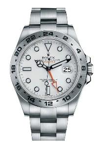 Rolex Explorer II 216570WSO - Worldwide Watch Prices Comparison & Watch Search Engine