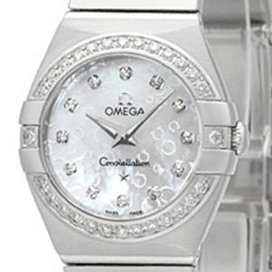 Omega Constellation 123.15.24.60.55.005 - Worldwide Watch Prices Comparison & Watch Search Engine