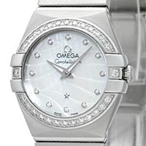 Omega Constellation 123.15.24.60.55.006 - Worldwide Watch Prices Comparison & Watch Search Engine