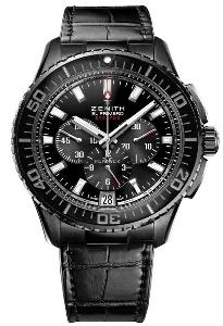 Zenith El Primero 24.2060.405/21.C714 - Worldwide Watch Prices Comparison & Watch Search Engine