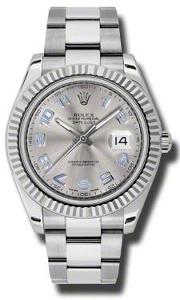 Rolex Datejust II 116334RBLAO - Worldwide Watch Prices Comparison & Watch Search Engine