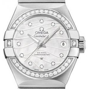Omega Constellation 123.15.27.20.55.002 - Worldwide Watch Prices Comparison & Watch Search Engine
