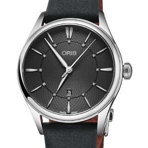 Oris Artelier 01 561 7724 4053-07 5 17 34FC - Worldwide Watch Prices Comparison & Watch Search Engine