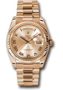 Rolex Day-Date 118235CRP - Worldwide Watch Prices Comparison & Watch Search Engine