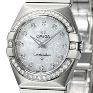 Omega Constellation 123.15.27.60.55.005 - Worldwide Watch Prices Comparison & Watch Search Engine