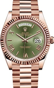 Rolex Day-Date 40 228235 OGRP - Worldwide Watch Prices Comparison & Watch Search Engine