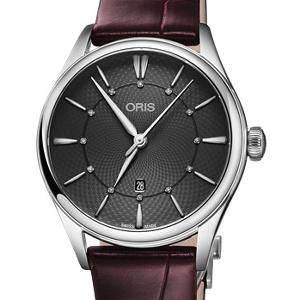 Oris Artelier 01 561 7724 4053-07 5 17 63FC - Worldwide Watch Prices Comparison & Watch Search Engine
