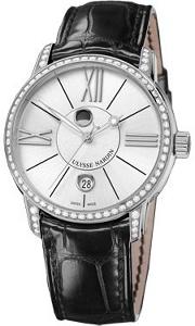 Ulysse Nardin Classico Luna 8293-122B-2-41 - Worldwide Watch Prices Comparison & Watch Search Engine