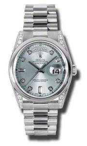 Rolex Day-Date 118346 GLADP - Worldwide Watch Prices Comparison & Watch Search Engine