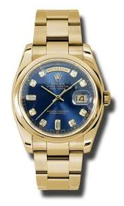 Rolex Day-Date 118208 BDO - Worldwide Watch Prices Comparison & Watch Search Engine