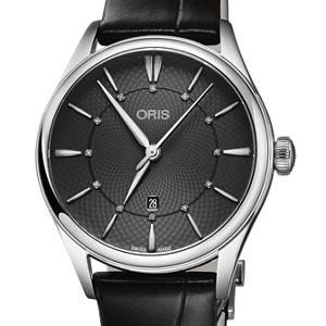 Oris Artelier 01 561 7724 4053-07 5 17 64FC - Worldwide Watch Prices Comparison & Watch Search Engine