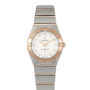 Omega Constellation 123.20.24.60.55.001 - Worldwide Watch Prices Comparison & Watch Search Engine